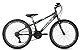 Bicicleta Aro 26 Status Freeride Big Evolution 21V Preto - Imagem 1