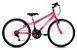 Bicicleta Aro 26 Status Freeride Belissima 21V Rosa - Imagem 1