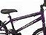 Bicicleta Aro 20 Status Cross Aero Violeta - Imagem 3