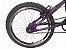 Bicicleta Aro 20 Status Cross Aero Violeta - Imagem 2