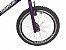 Bicicleta Aro 20 Status Cross Aero Violeta - Imagem 4