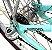 Bicicleta Aro 26 Nathor Antonella 3V Nexus Verde Aqua - Imagem 5