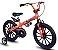 Bicicleta Aro 16 Nathor Extreme Laranja/Preto - Imagem 1