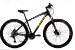 Bicicleta Aro 29 TSW Rava Vulcano 27V Hidráulico Preto/Laran - Imagem 53