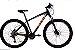 Bicicleta Aro 29 TSW Rava Vulcano 27V Hidráulico Preto/Laran - Imagem 48