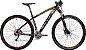 Mountain Bike Aro 29 Oggi Big Wheel 7.2 Grafite/Laranja - Imagem 1