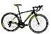 Bicicleta Aro 700 Trinx Speed Tempo 3.0 Cinza/Preto/Verde HC0506785 - Imagem 1