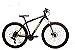 Bicicleta Aro 29 Tsw Rava Pressure Preto/Verde/Azul  21V Hidraulico 12143 - Imagem 1