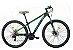 Bicicleta Aro 29 Trinx M100 Pro 24V Verde/Azul/Preto - Imagem 1