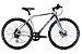 Bicicleta Aro 700 Eletrica Oggi E-Bike Lite Tour E-500 Branco/Preto - Imagem 1