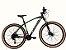 Bicicleta Aro 29 Redstone Aborygen 27V Preto/Verde/Cinza - Imagem 1