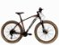 Bicicleta Aro 29 Redstone Aborygen 27V Preto/Vermelho/Cinza - Imagem 1