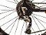 Bicicleta Rava Storm Preto e Laranja - Imagem 7