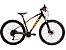 Bicicleta Rava Storm Preto e Laranja - Imagem 6