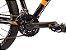 Bicicleta Rava Storm Preto e Laranja - Imagem 8