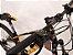 Bicicleta Rava Storm Preto e Laranja - Imagem 5