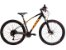 Bicicleta Rava Storm Preto e Laranja - Imagem 1