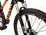 Bicicleta Rava Storm Preto e Laranja - Imagem 4
