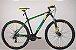 Bicicleta Aro 29 Trinx M100 Pro/Max 24V Preto/Verde/Amarelo - Imagem 1