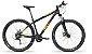 Bicicleta Aro 29 Tsw Rava Pressure 24V Preto/Vermelho/Amarelo Mecanico - Imagem 1