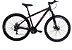 Bicicleta Aro 29 Tsw Rava Pressure Preto/Vermelho/Violeta 24V Mecanico - Imagem 1