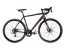 Bicicleta Aro 700 Oggi Speed Velloce Claris (*) 16V Preto/Vermelho - Imagem 1
