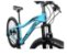 Bicicleta Aro 29 Sky 24V (F) Azul/Preto Hidraulico - Imagem 2