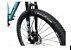 Bicicleta Aro 29 Sky 24V (F) Azul/Preto Hidraulico - Imagem 3