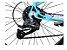Bicicleta Aro 29 Sky 24V (F) Azul/Preto Hidraulico - Imagem 4