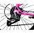 Bicicleta Aro 29 Sky 24V (F) Pink/Preto Hidraulico - Imagem 4