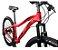 Bicicleta Aro 29 Sky 24V (F) Vermelho/Preto Hidraulico - Imagem 2