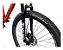 Bicicleta Aro 29 Sky 24V (F) Vermelho/Preto Hidraulico - Imagem 3