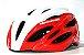 Capacete Jet Adventure Spirit (56-60) Vermelho/Branco Brilho - Imagem 1