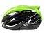Capacete Jet Adventure Spirit (56-60) Preto/Verde Neon - Imagem 4