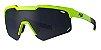 Oculos HB Shield Compact M Neon Yellow Gray - Imagem 1