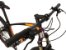 Bicicleta Rava Storm 12V Preto e Laranja - Imagem 5