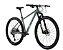 Bicicleta Audax ADX 400 Cinza e Verde - Imagem 2