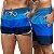 Short Jon Cotre Blue Summer Kit Casal - Imagem 1