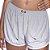 Kit Jon Cotre Short e Tênis Chunky Prata Feminino  - Imagem 2