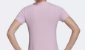 Camiseta Adidas Essentials 3 Listras Lilás - Imagem 2