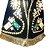 Nossa Senhora Aparecida Manto e Coroa - Imagem 9