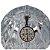 Cordão Inox Medalha de São Bento Pequeno - Imagem 2