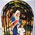 Capela Maria Passa a Frente 24cm MDF 3D - Imagem 4