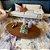 Tapete Sala / Quarto / New Cayenne / 63320-9191 /  Azul Rosa Cinza Resistente e Confortável  - Buchara - Imagem 3