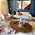 Tapete Sala / Quarto / New Cayenne / 63320-9191 /  Azul Rosa Cinza Resistente e Confortável  - Buchara - Imagem 1