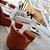 Tapete Sala / Quarto / Spazio / 320 /  Gelo Creme Resistente e Confortável - Imagem 4