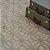 Tapete Sala / Quarto / Formas 100 Bege Resistente e Confortável - Zinihome - Imagem 1