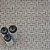 Tapete Sala / Quarto / Modern Art 260 Bege Alto Relevo e Confortável - Zinihome - Imagem 1