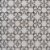 Tapete Sala / Quarto / Simetria 20 Offwhite Preto Resistente e Confortável - Zinihome - Imagem 1