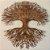 Escultura de parede Árvore - AC - 012 - Imagem 1
